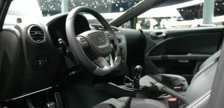 Nowy Seat Leon Cupra R - Frankfurt Motor Show 2009