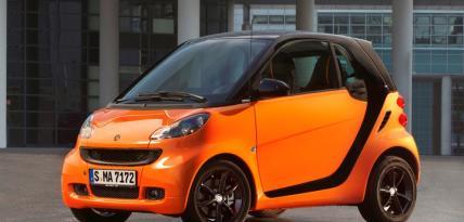 Smart ForTwo Night Orange