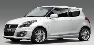 Suzuki Swit Sport 2012