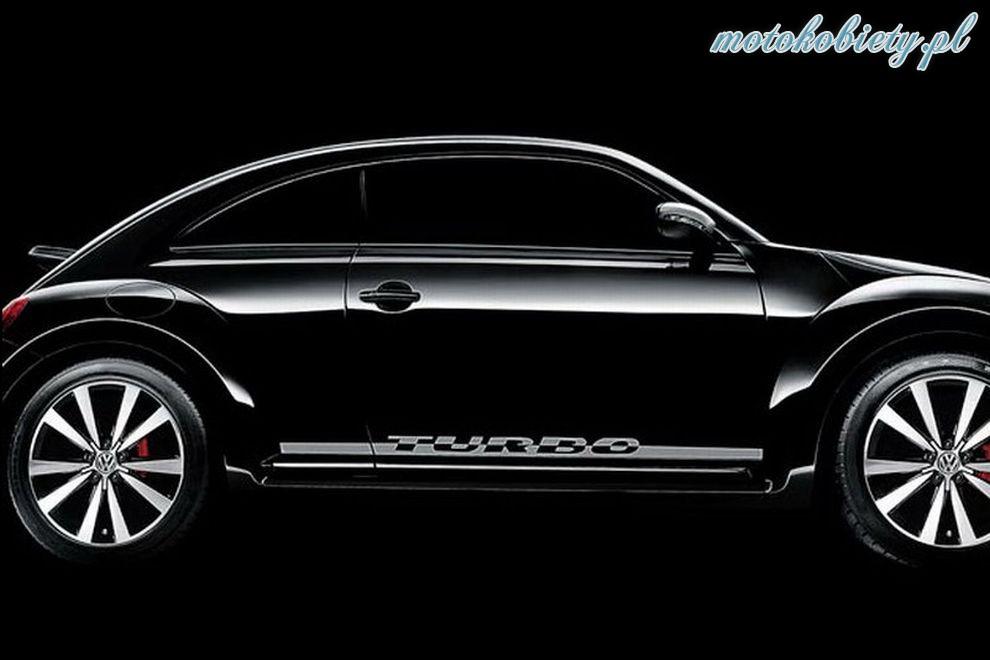Volkswagen Beetle BugBlack Turbo Edition