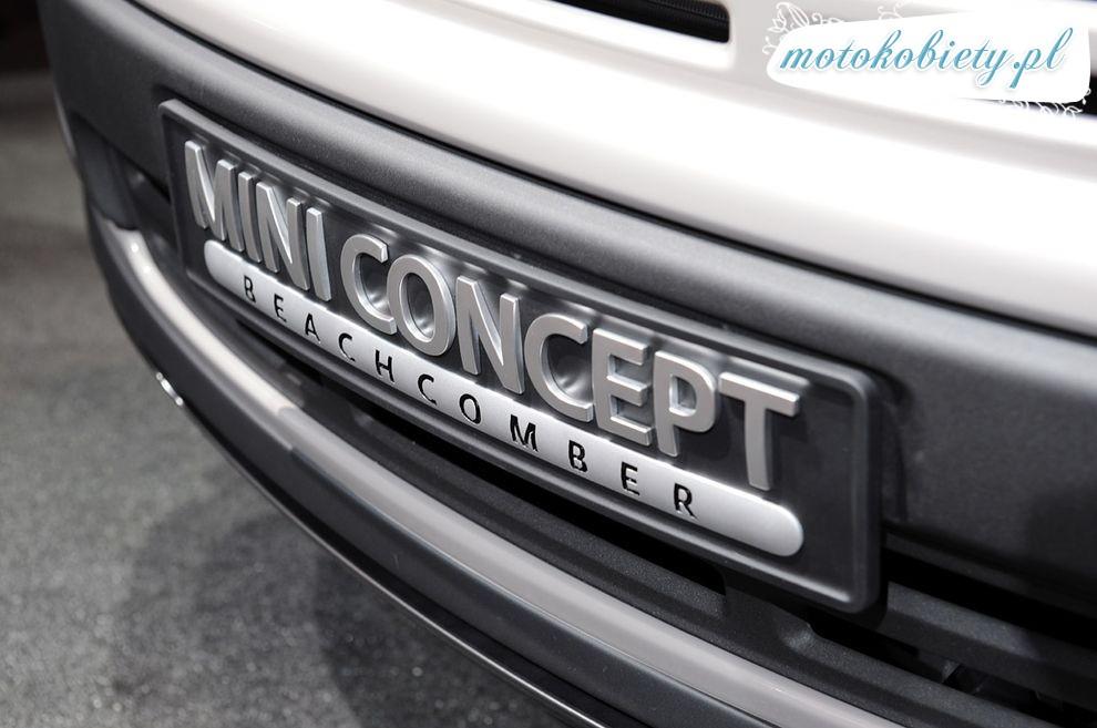 MINI Beachcomber Concept - Detroit Auto Show 2010
