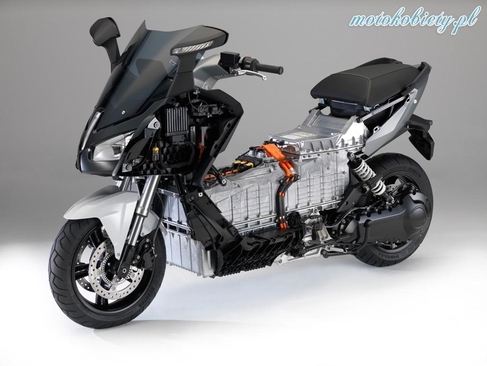 BMW C evolution