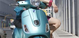Vespa LX 3V 2012