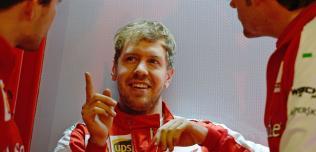GP Malezji - wyścig: Sebastian Vettel zwycięża na torze w Malezji