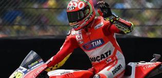 Andrea Iannone Grand Prix Włoch