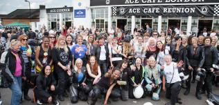 World\'s Largest All Female Biker Meet