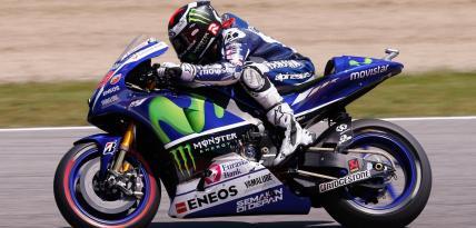 Jorge Lorenzo Grand Prix Włoch