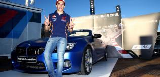 Marc Marquez BMW M Award 2015