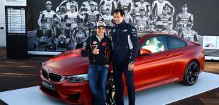 Marc Marquez zdobywa ekskluzywne BMW M4 Coupe