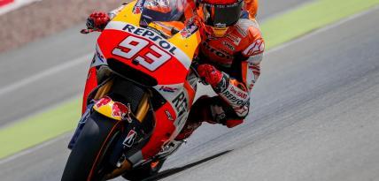 Marquez wygrywa wyścig o Grand Prix Niemiec