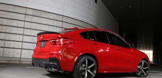 BMW X4 z pakietem od 3D Design