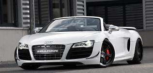 Audi R8 GT Spyder Triade Bianco