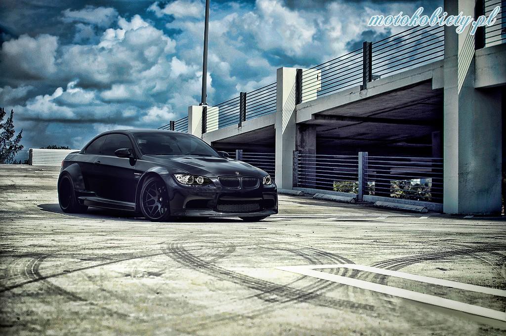 BMW E93 M3 GTRS3 Vorsteiner