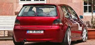 VW Golf IV GTI 2002